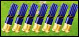 Blaue Munition