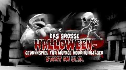 Moorhuhn Halloween Teaser
