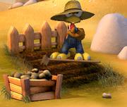 Farmer wütend MHW