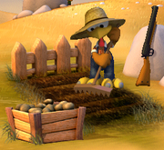 Farmer MHW