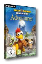 Moorhuhn Adventures für PC Logo