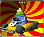 MHK3 Alien