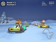 Screenshot moorhuhn kart 3 1