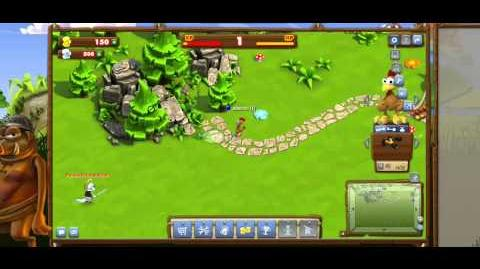 Moorhuhn Combat Gameplay