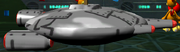 MHDC Raumschiff
