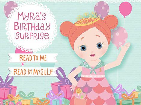 File:Main Menu of Myra's Birthday Surprise.png