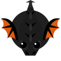 Old Black Dragon design.