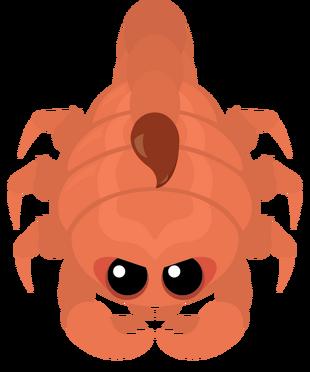 Carnelian Scorpion