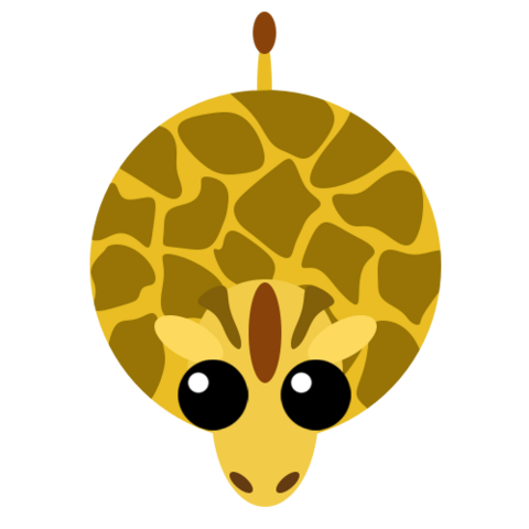 Current Giraffe design.