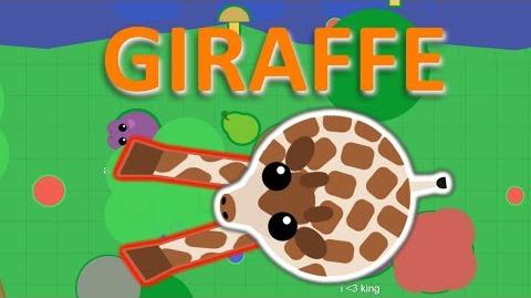 MOPE.IO NEW ANIMAL GIRAFFE EXPERIMENTAL