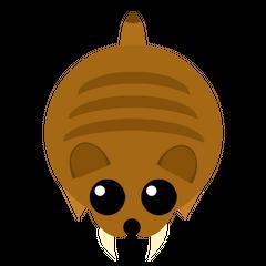The Sabertooth Tiger.