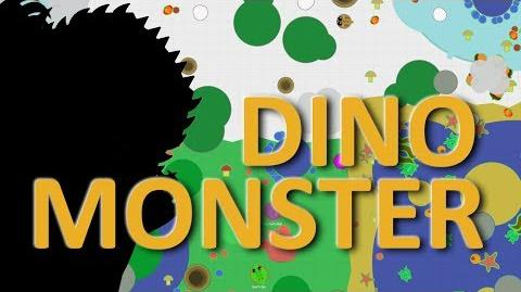 "MOPE.IO NEW ""DINO"" MONSTER NEW ABILITY MOPUTATION TEASER 15"