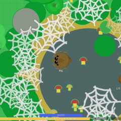 The Poison lake with increased poison.