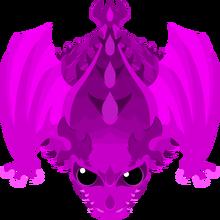 Mope io Syed's signature dragon (5th remake) (snail skill) (gemstone dragon)
