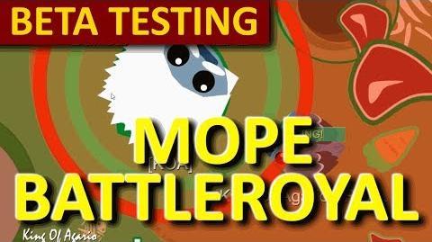 MOPE.IO MopeBattleRoyal BETA TESTING TEASER 28