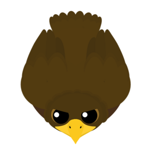 Older Golden Eagle