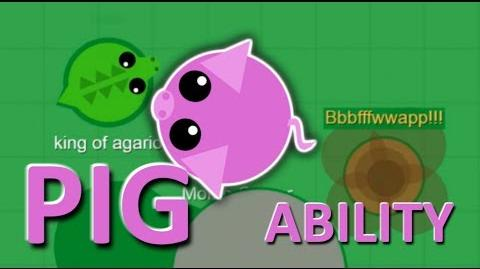 MOPE.IO ANNOYING PIG NEW ABILITY TEASER