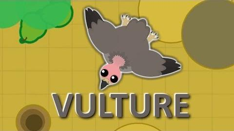 MOPE.IO *NEW* Vulture SCAVENGING ON CARCASSES IN MOPE WORLD DesertUpdate TEASER 72-0