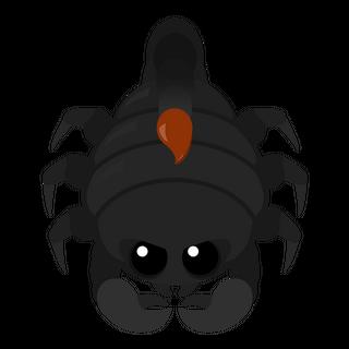 The Giant Scorpion.