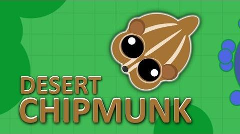 MOPE.IO *NEW* DesertChipmunk SPITS ALL OVER MOPE WORLD DesertUpdate TEASER 65