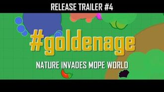 MOPE.IO GoldenAge NATURE INVADES MOPE WORLD Release Trailer 4