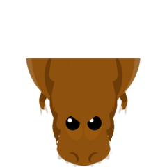 Another T-Rex Piece found in the Mope.io IMG.