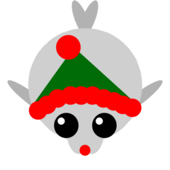 The Seal with Winter Skins enabled
