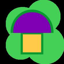 Purplemushbush