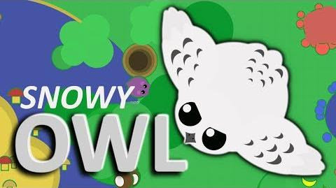 MOPE.IO HERE COMES SNOW OWL BIRDS INVADE MOPE WORLD - COMING SOON TEASER 20-0