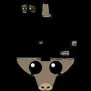 Ghost donkey