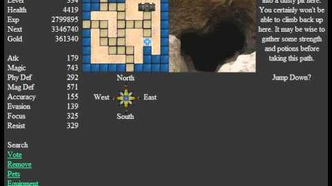Mordor 3 Browser Based Idle MMO RPG - Tutorial 1 -