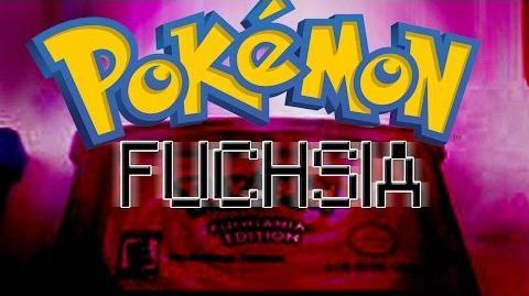 """""""Pokemon Fuchsia"""" reading by Mr. CreepyPasta"""