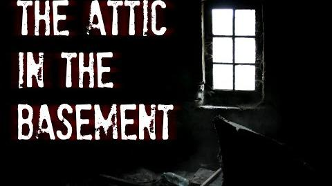 """The Attic In The Basement"" reading by KingSpook"
