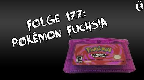 Pokemon Fuchsia (German)