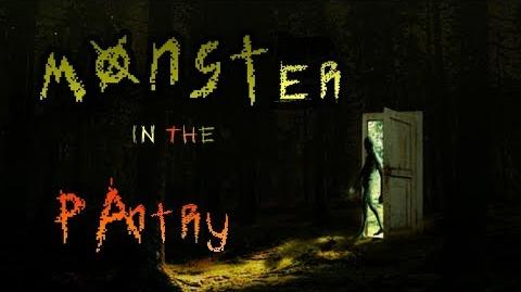 """""""The Monster In The Pantry"""" reading by Mother CreepyPasta"""