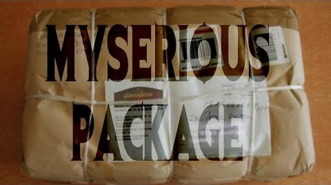 """I Received a Mysterious Package in the Mail"" reading by Mr. Creepypasta"