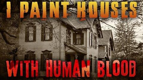 """I Paint Houses With Human Blood"" reading by Hellfreezer (Unit 522's channel)"
