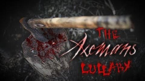 """""""The Axe Man's Lullaby"""" reading by G.M. Danielson"""
