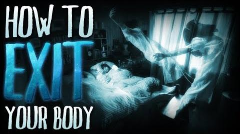 """How To Exit Your Body During Sleep Paralysis"" reading by Let's Read"