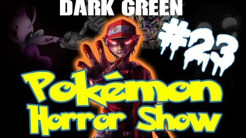 """Pokemon Dark Green"" (French) reading by Nutsinette"