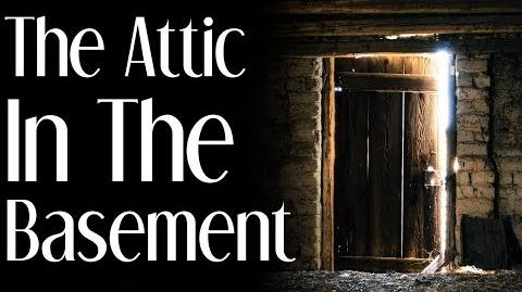 """""""The Attic in the Basement"""" reading by Mr. Davis"""