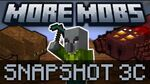 """More Mobs"" (Snapshot 3C) - Minecraft 1.15 data pack showcase"