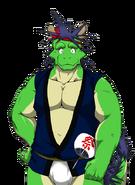 Tatsuki Festival Outfit