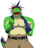 Tatsuki Angry