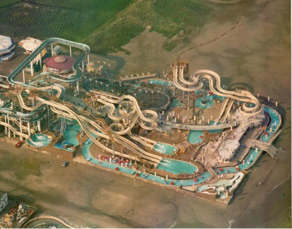 Ocean Oasis Water Park and Beach Club | Morey's Piers Wiki ...