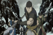 Three king spears