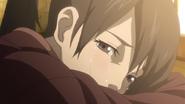 Young balsa cries