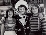 Mork & Mindy Season 2 Gina Hecht Jay Thomas Robin Williams