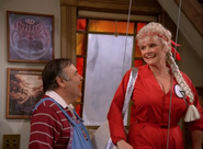 Mork & Mindy episode 4x 11 - Mearth and Playmate Zelka