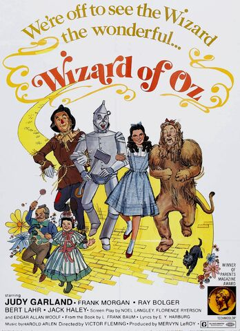 File:The Wizard of Oz 1972 Re-release poster art.jpg